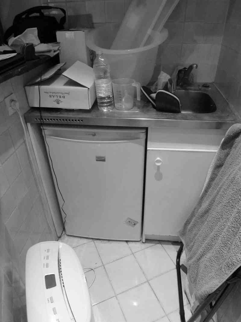 Salle de bain familiale à paris (13ème)