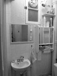 lavabo avant