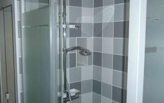 La douche terminée Lille 2013