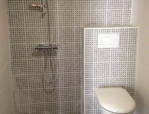 Salle d'eau adaptée au handicap et chambre d'appoint en Vendée