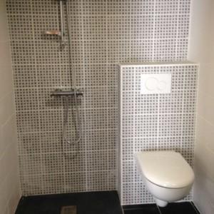 Salle d\'eau adaptée au handicap et chambre d\'appoint en Vendée
