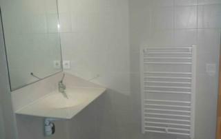 SDE adaptée au handicap 2015 Nouveau lavabo