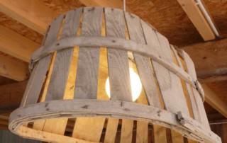 lampe plafon recup cagette Ferme-Vauhallan 2014