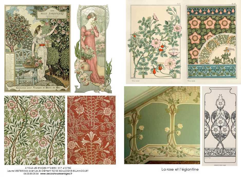 la-rose-et-l-eglantine_planche-style_art-nouveau_a-tous-les-etages
