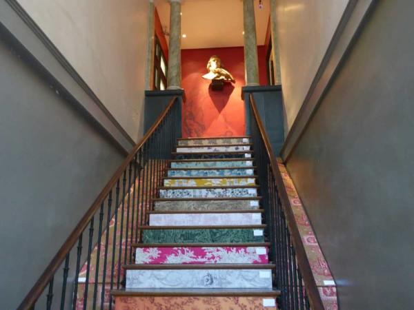 ParisDecoOff-Rive-gauche-2017-escalier-musée-Delacroix-toile-de-Jouy