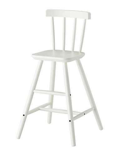 agam-chaise-junior-blanc_IKEA