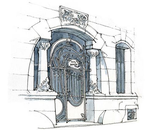 Castel-Béranger-par-Gérard-Michel