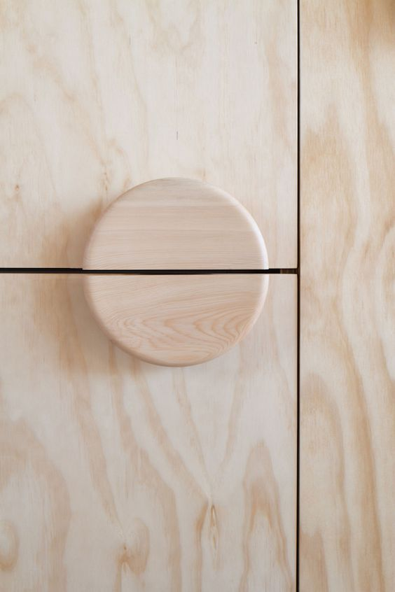 Door knob detail Feel-Desain