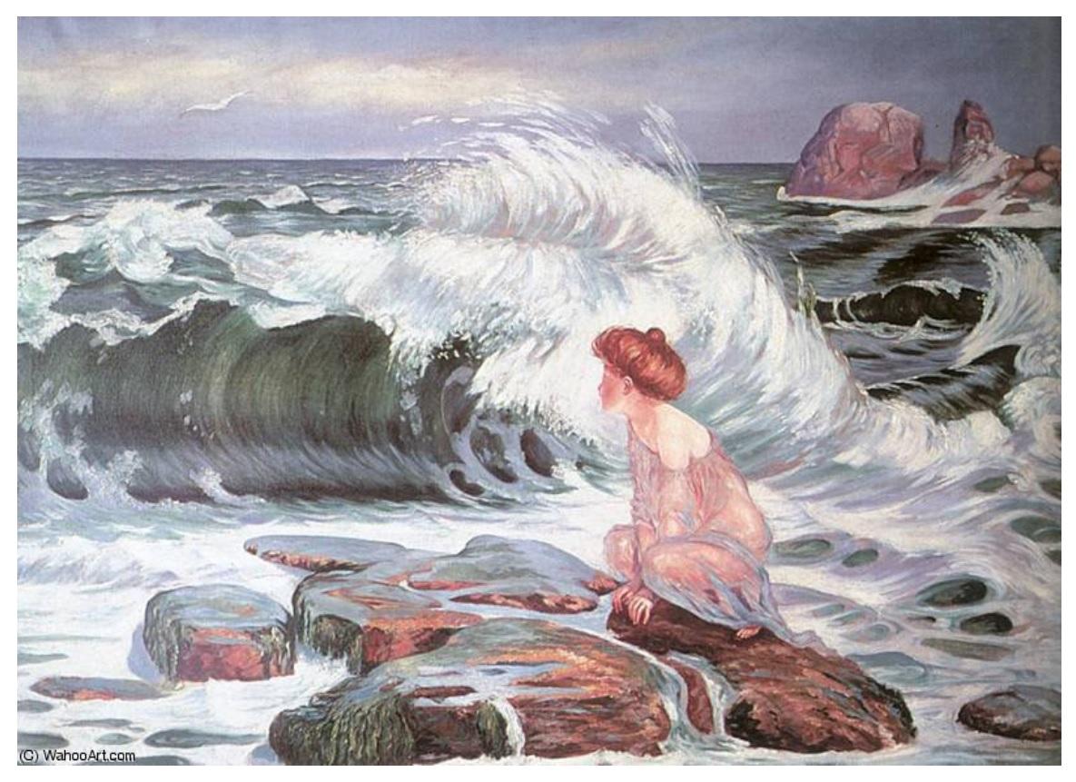Peinture Salle De Bain Vert Olive ~ surfer sur la vague
