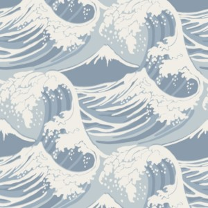 papier-peint-great-wave-Coleandson-coloris-bleu