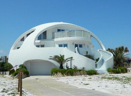 maison_ronde_anti_ouragan_Pensacola_Beach_Florida