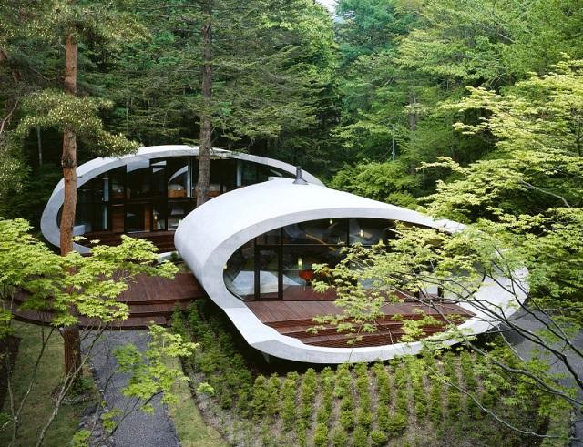 maison_ronde_caquillage_Japon
