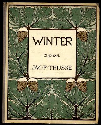 'Winter' book cover 1909