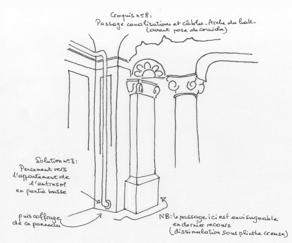 croquis_Atouslesetages_pose_corniches_hall