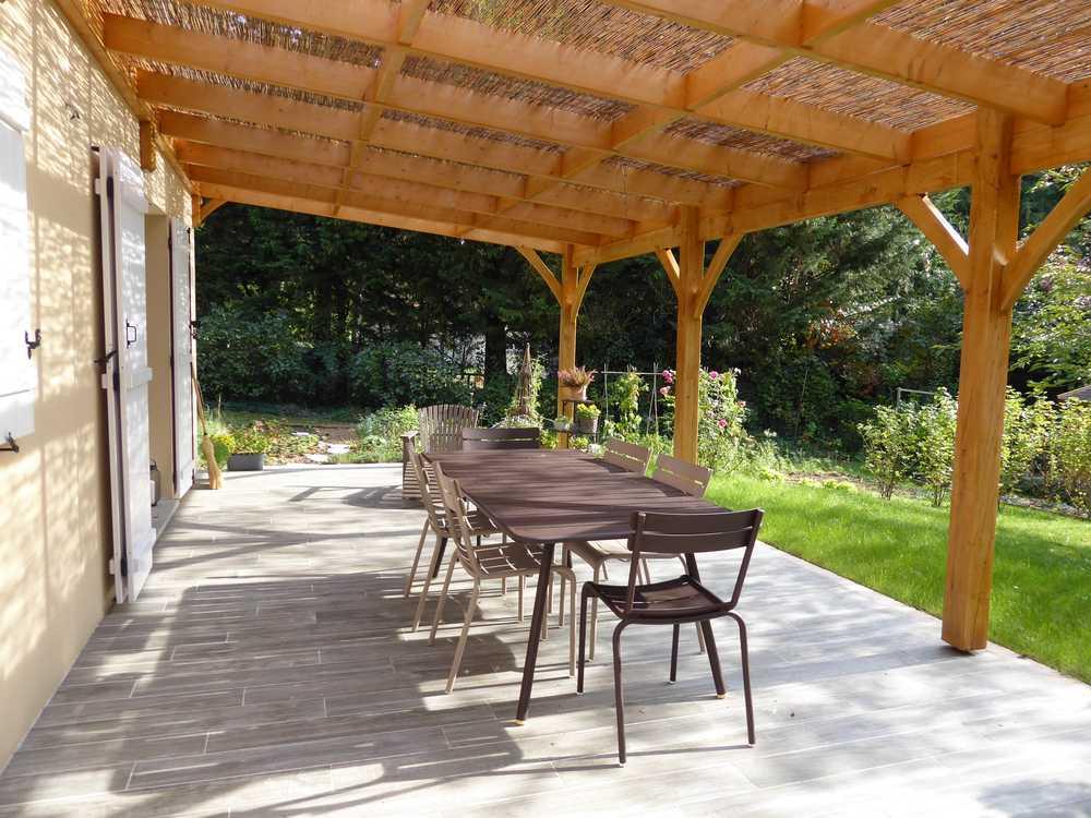 Terrasse couverte en Essonne | À tous les étages