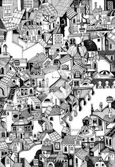 dessin-de-maisons_Goodstickers