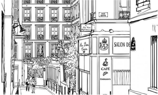 papier-peint-XXL_balade-parisienne_MURAEM