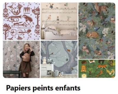 PINTEREST_papiers-peints-enfants