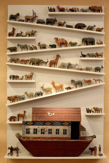 arche-Noe_animaux_etagere_Pinterest