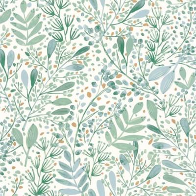 papier-peint-joy-vert-bleu-gris-or-green-life-caselio-gnl101697620